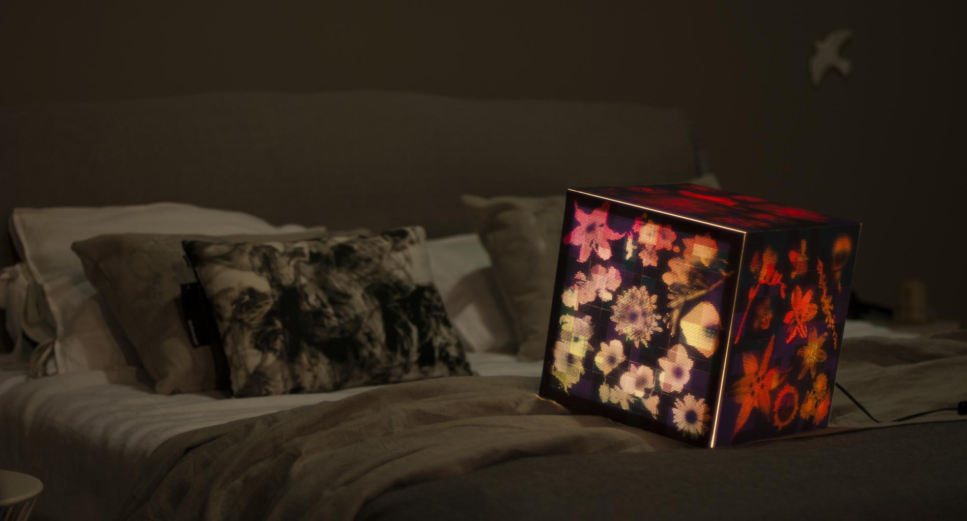 Upholstenight Lamps For Bedroom. Summer Night Bedroom Lighting Cube UNIQCUBE 71 Upholstenight Lamps For  home decor Mrsilva us