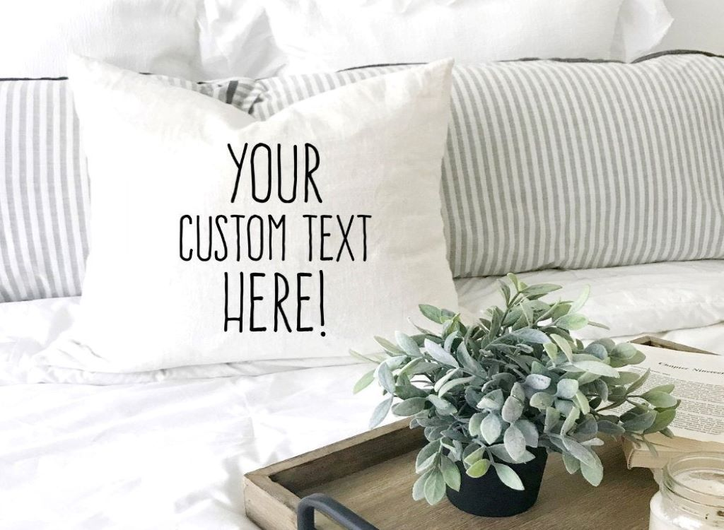 Why personalized gifts like custom lamp & pillow are the best presents