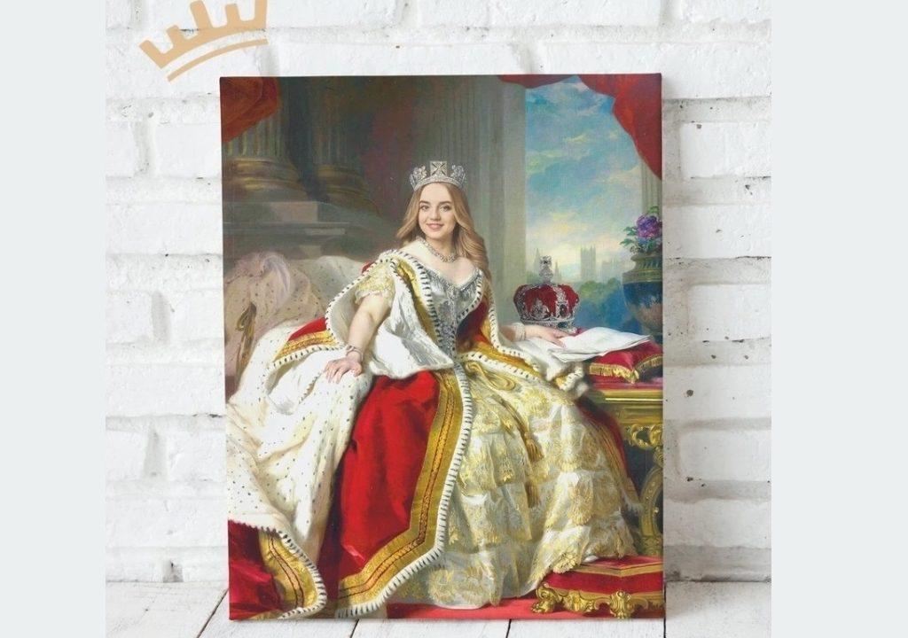 A Royal Portraits portrait