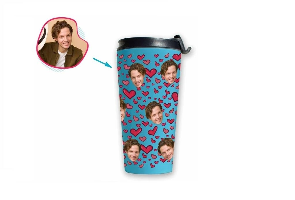 Printsfield travel mug